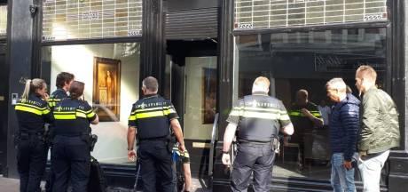 Breekwerk: wat verstopte Bredase witwasverdachte tussen de muren?