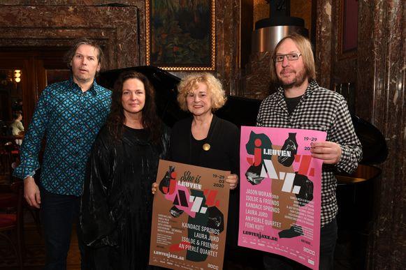 Leuven Jazz werd dit jaar van de kalender geschrapt door de corona-epidemie.