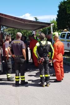 Twaalf honden en zeventien man uit Duiven naar Gardameer om Koen (17) te zoeken