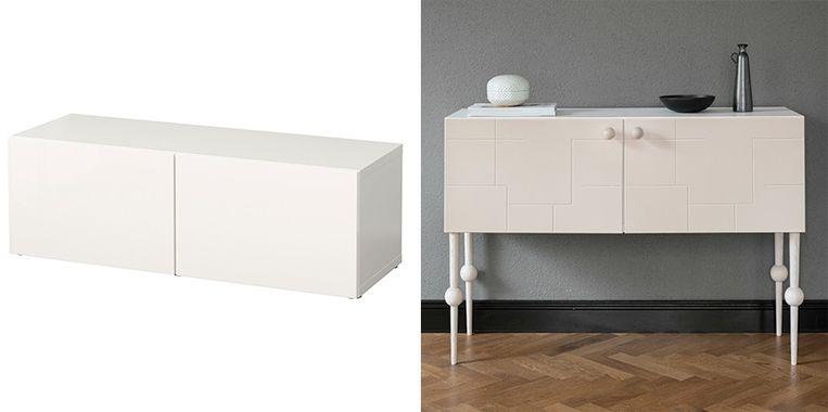 Zo Maak Je Een Uniek Stuk Van Je Ikea Massameubel Woon Hln