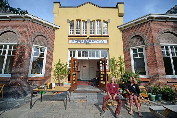 Kunsthaven deed afgelopen zondag voor het eerst mee aan de open monumentendag.