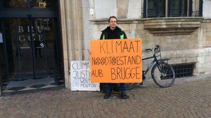 Klimaatactivist Wouter Mouton krijgt navolging: Grootouders voor het Klimaat start afdeling in Brugge