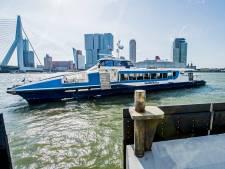 Halte voor Waterbus in Capelle aan den IJssel laat op zich wachten