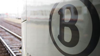 Geen treinverkeer op lijn Gent-Antwerpen na aanrijding tussen vrachtwagen en goederentrein