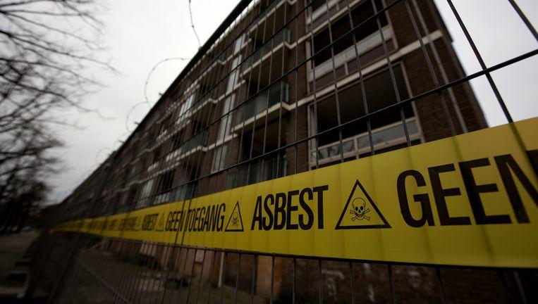 De Amsterdamse milieudeskundige Otto Hegeman noemt het LAVS 'een monstrum'. Beeld anp