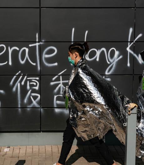 Golftoernooi Hongkong afgelast vanwege onrust