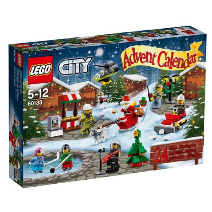 Calendrier De L Avent Lego City 2020.Noel En Vue 4 Calendriers De L Avent Lego City A Gagner