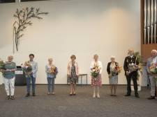 Reeks koninklijke onderscheidingen in Reggestreek vrijdag alsnog uitgereikt
