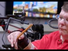 Verlamde man kan zijn arm weer gebruiken dankzij implantaat