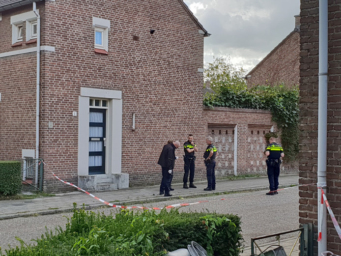 Onderzoek na het schietincident in Heseveld.