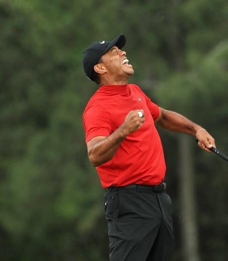 Tiger Woods is terug… Groter dan ooit