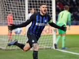 Icardi brengt Inter op gelijke hoogte tegen PSV