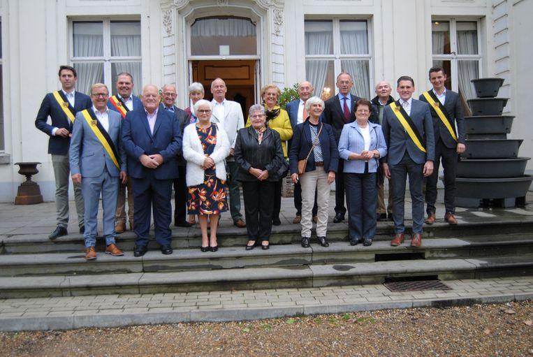 De 75-jarigen van Wippelgem.