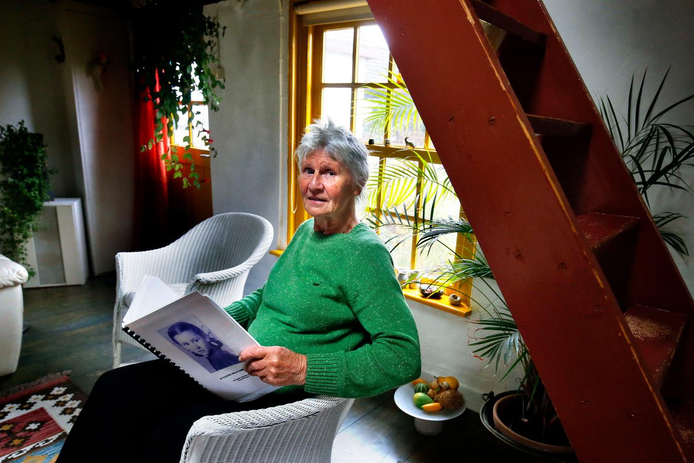 Paula Smit hoopt dat veel verhalenvertellers zich zullen melden.