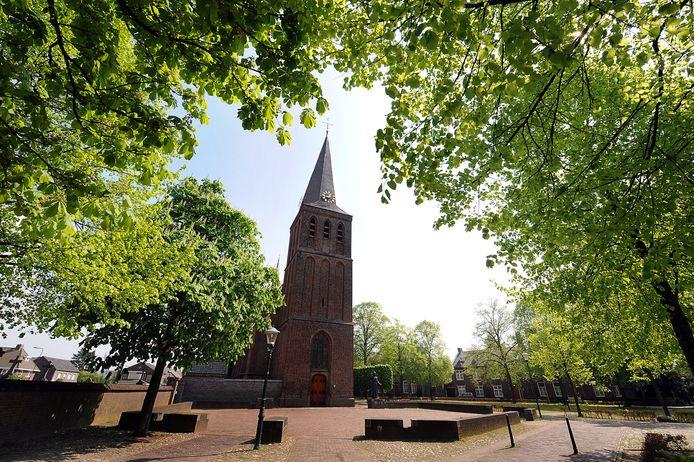 De Brink in Sint Anthonis.