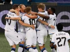 Le coup parfait: un Bruges convaincant s'impose dans les arrêts de jeu au Zénith