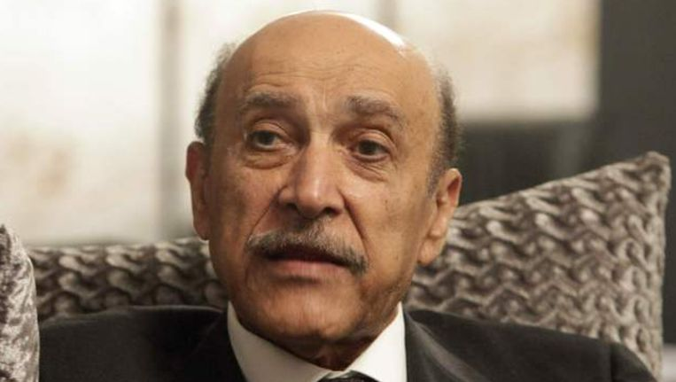 De voormalige spionage-chef Omar Suleiman. Beeld reuters