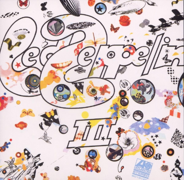 'Led Zeppelin III' Beeld AllMusic