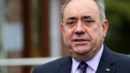 Schotse ex-premier stapt uit partij wegens beschuldigingen van misbruik