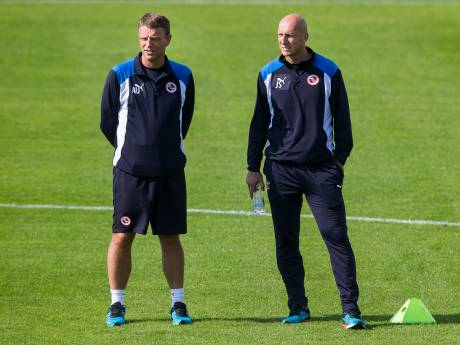 Ulderink ook weg bij Reading FC