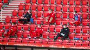 """Voetbal zonder publiek, daar wordt niemand gelukkig van: """"Ik kijk niet meer. Zoek maar iemand anders om te analyseren"""""""