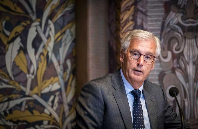 Ben Knapen (lid Eerste Kamer voor het CDA).
