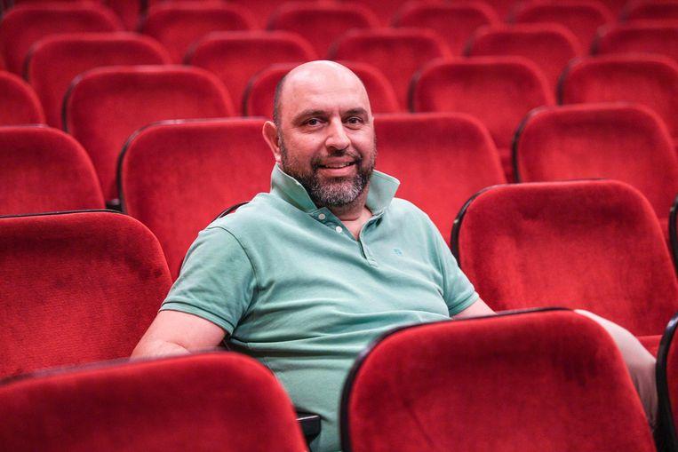 Regisseur Serdar Somuncu.