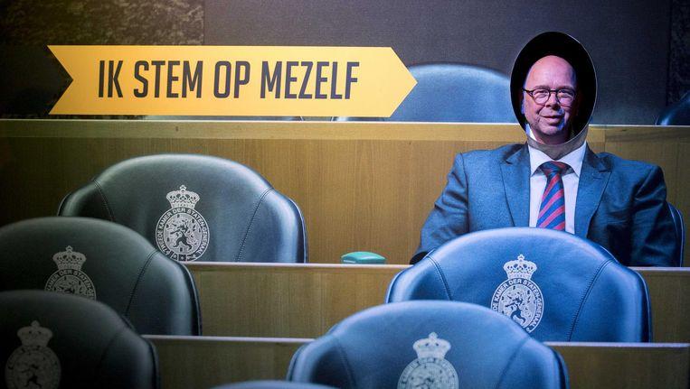 Jan Dijkgraaf van GeenPeil Beeld anp