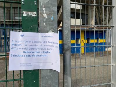 Matches annulés, Milan-Sanremo sans plan B: le sport italien touché par le coronavirus