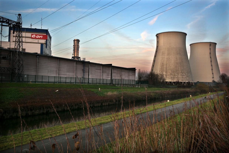 De gascentrale van Vilvoorde is eind vorig jaar weer opgestart.