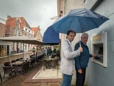 Elburg strijdt voor pinautomaat Vischpoortstraat
