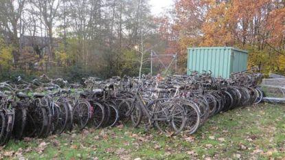 Honderden fietsen uit water gevist in Gent