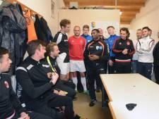 FC De Westhoek doet goed mee met profs uit Saoedi-Arabië