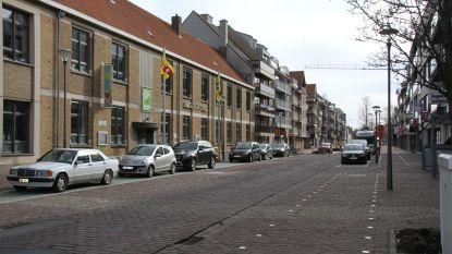 Verkeersmaatregelen door heraanleg plateau in Paul Parmentierlaan