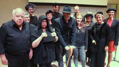 Eerste 'Literatuur op zaterdag' met Anton Cogen en Patrick Bernauw