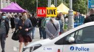 LIVE. Sinds 11 mei geen oversterfte meer - Meer dan 1,1 miljoen tijdelijk werklozen in april - Belgen nog niet welkom in Griekenland