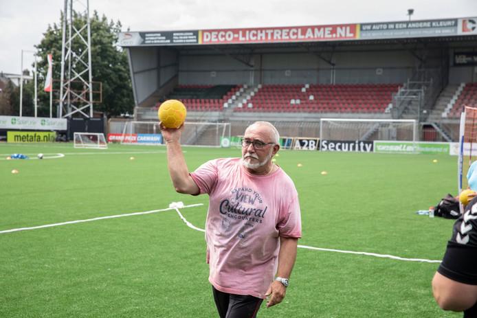 Walking Sport in het Helmond Sport stadion