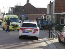 Fietser gewond door botsing met auto in Enter