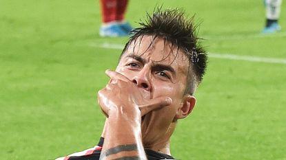 Dybala redder in nood voor Juventus, Morata bezorgt zichzelf mooie primeur