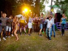 Techno en deephouse op 'Belangrijk Festival' in Woerden