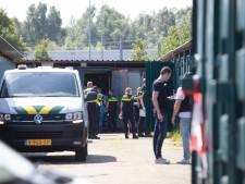Grootscheepse controle op Utrechts containerterrein
