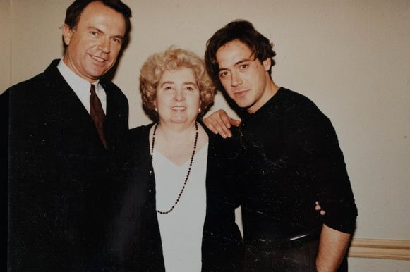 Sam Neill en Robert Downey Jr.