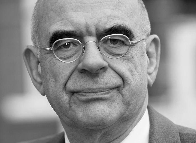 Jan Pronk is voorzitter raad van advies Dokters van de Wereld en oud-minister van onder meer Ontwikkelingssamenwerking en Volkshuisvesting (PvdA). Beeld Eigen foto