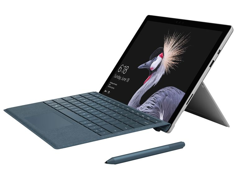 Je krijgt een goeie deal vandaag op de nieuwe Surface Pro.