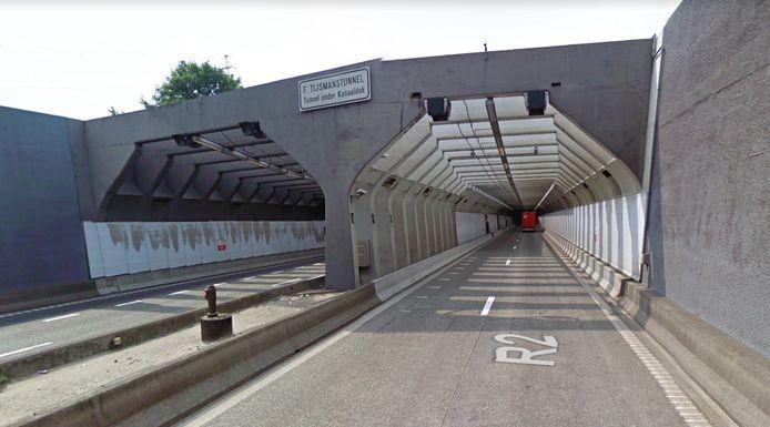 De Tijsmanstunnel (illustratiebeeld).