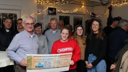 Feest van de Burgemeester levert 3.200 euro op voor zes Herentalse verenigingen