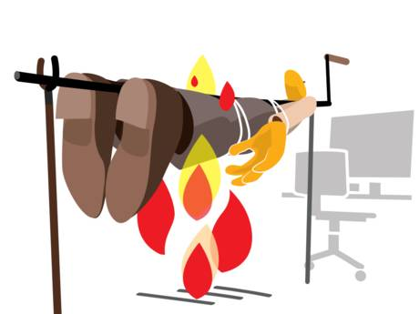 Waarom heeft de een het te warm op kantoor en de ander te koud?