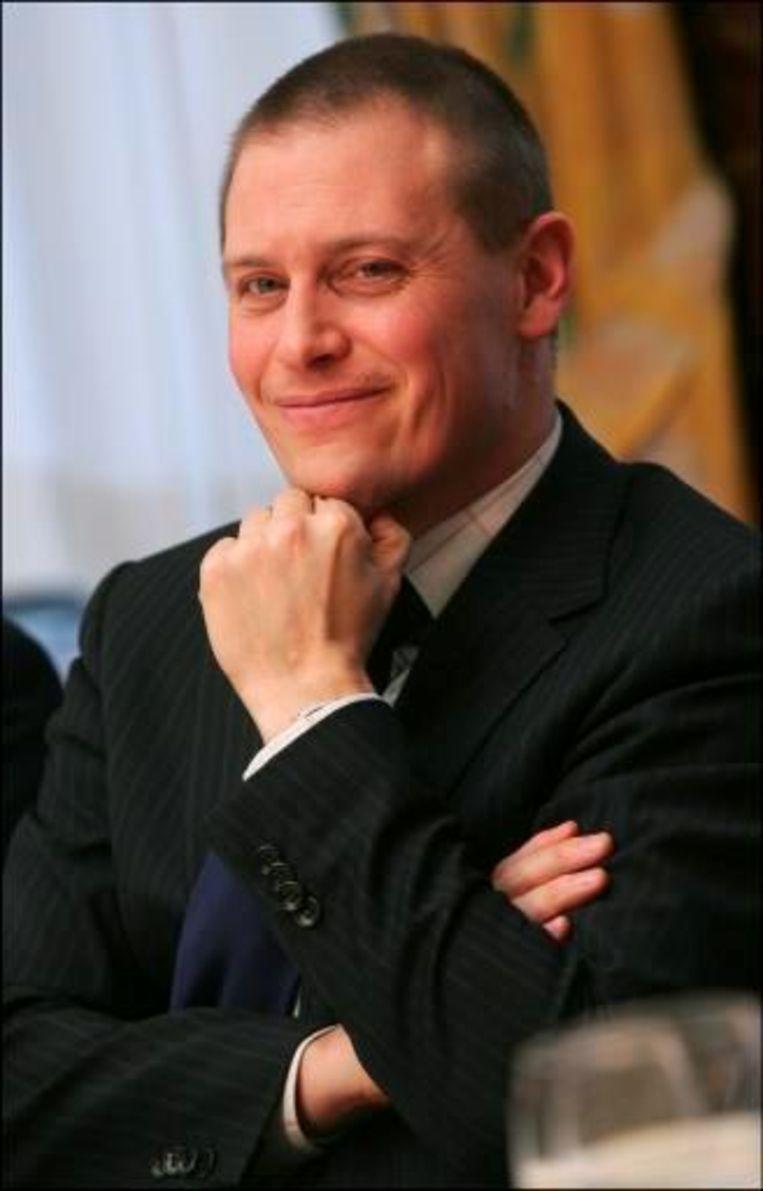 Karel Van Eetvelt.