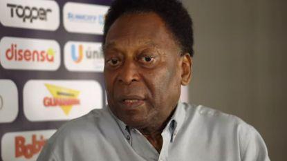 """Pelé laat nog eens van zich horen: """"Cristiano Ronaldo is op dit moment de beste speler ter wereld"""""""