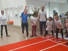 Annamarie Thomas in Doetinchem: laat kinderen veel sporten uitproberen